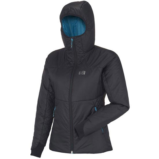 Millet Belay Right Hoodie W - Black