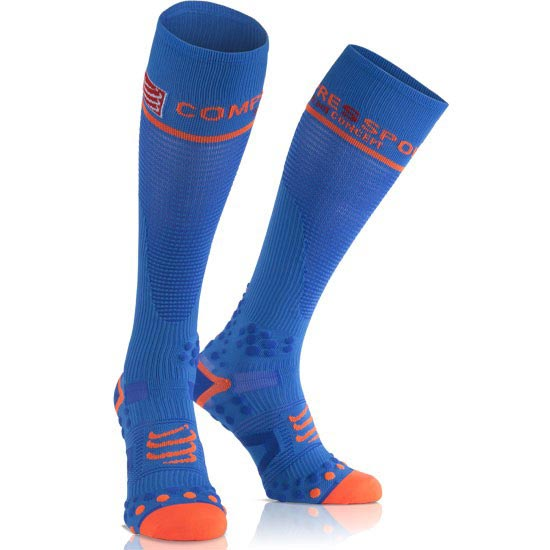 Compressport FullSocks V2 - Blue
