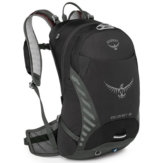 Osprey Escapist 18 - Black