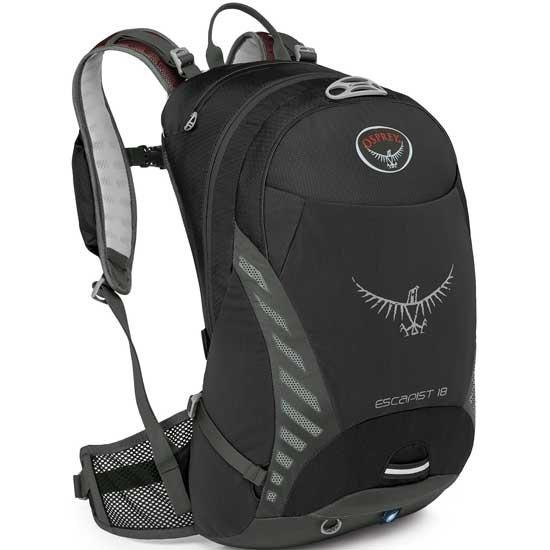 Osprey Escapist 18 - Black