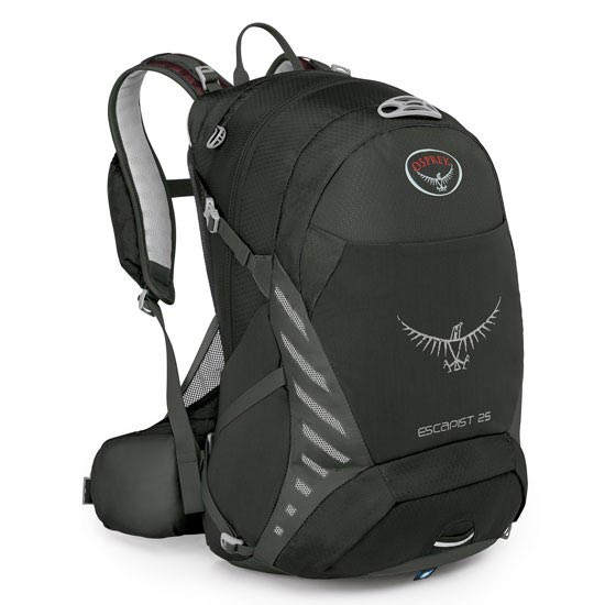 Osprey Escapist 25 - Black