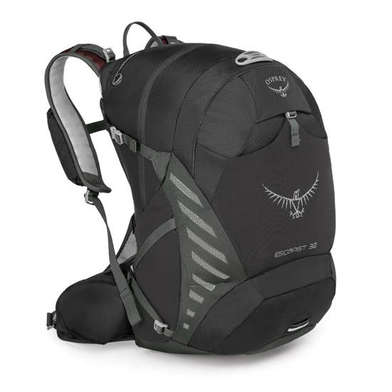 Osprey Escapist 32 - Black