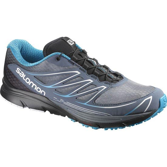 Salomon Sense Mantra 3 - Bleu Gris/Black/Boss Blue