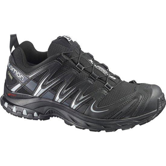 Salomon Xa Pro 3D Gtx W - Black/Asphalt/Light Onix