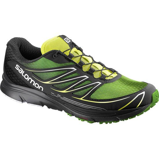 Salomon SENSE MANTRA 3 - Fern/Green/Black