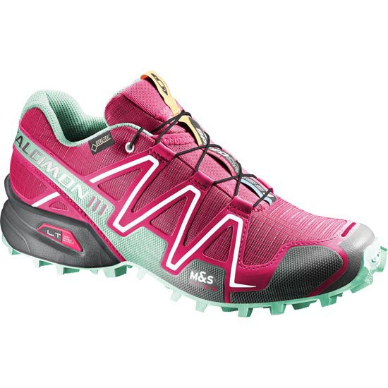 Salomon SpeedCross 3 Gtx W - Lotus_Pink