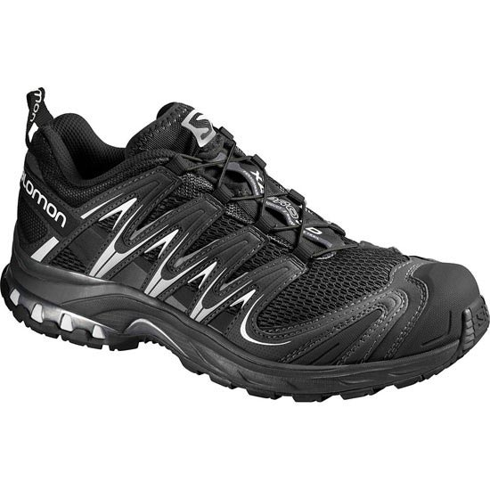 Salomon Xa Pro 3D W - Black/Black/White