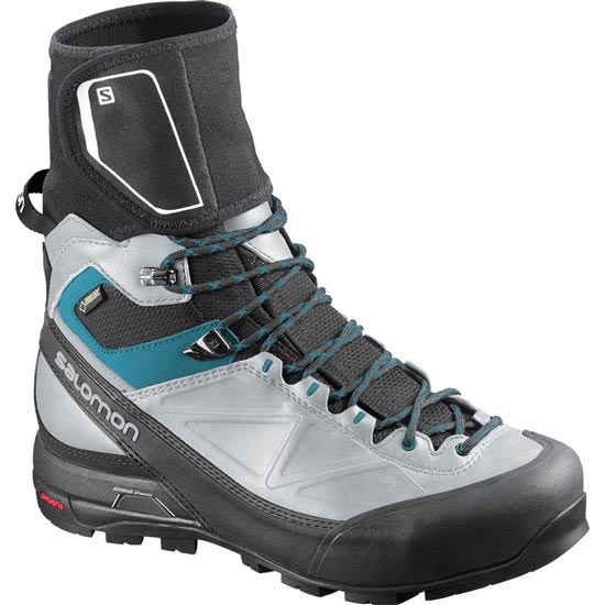 Salomon X Alp Pro Gtx W - Black/Light Onix/Boss Blue