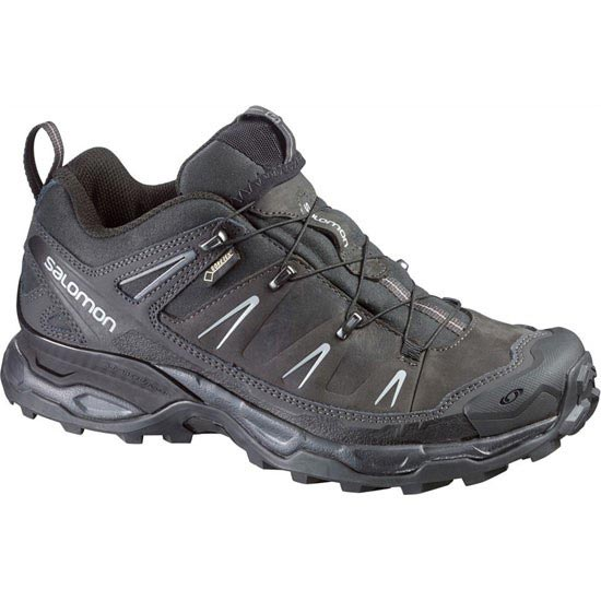 Salomon X Ultra Ltr Gtx - Asphalt/Black/Pewter