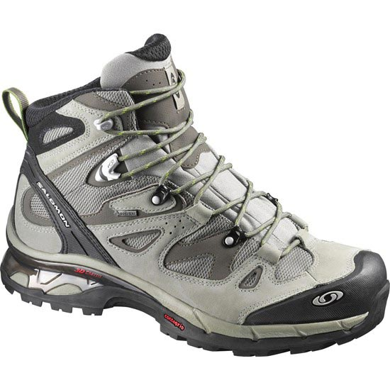 Salomon Comet 3D Gtx - Dark Titanium/Swamp/Turf Green