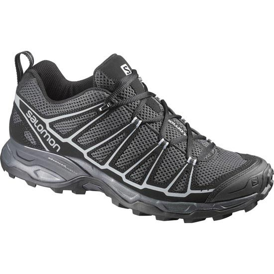 Salomon X Ultra Prime - Asphalt/Black