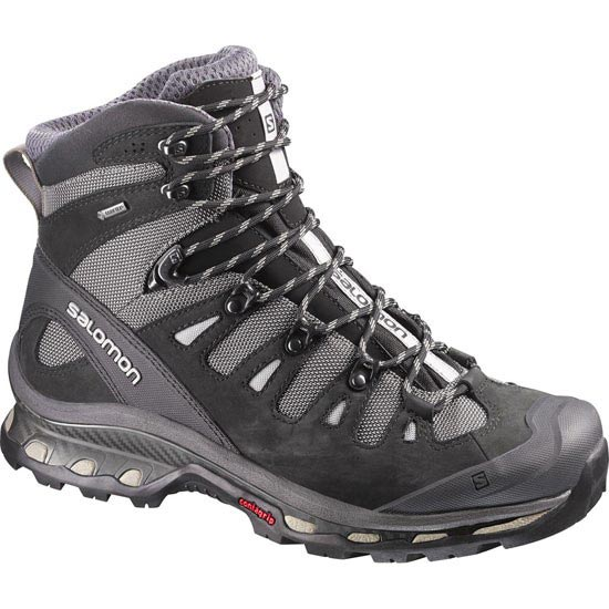Salomon Quest 4D 2 Gtx - Detroit black/Navajo