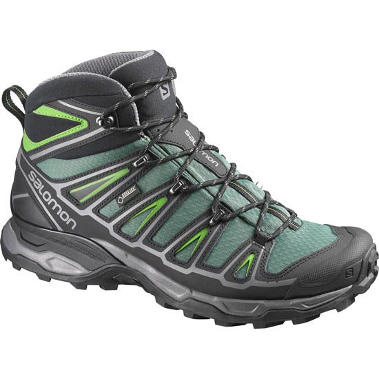 Salomon X Ultra Mid 2 Gtx - Bettle Green/Black