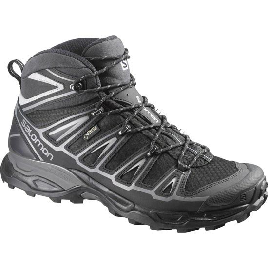 Salomon X Ultra Mid 2 Gtx - Black/Black/A