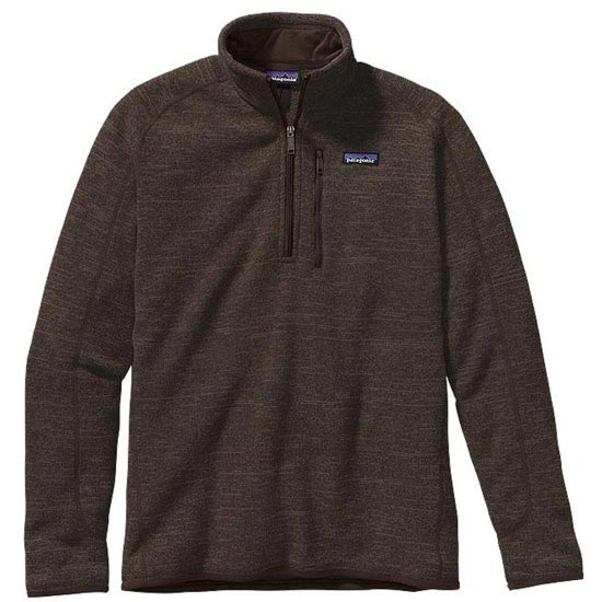 Patagonia Better Sweater 1/4 Zip - Dark Walnut
