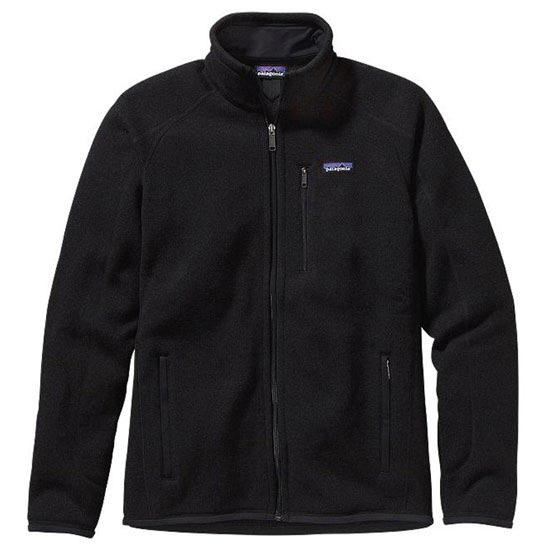 Patagonia Better Sweater Jkt - Noir