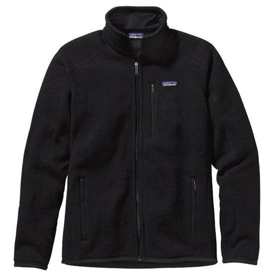Patagonia Better Sweater Jkt - Black