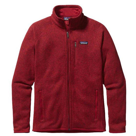 Patagonia Better Sweater Jacket - Classic Red