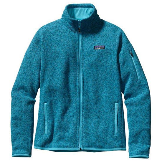 Patagonia Better Sweater Jacket W - Ultramarine
