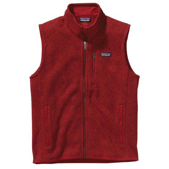 Patagonia Better Sweater Vest - Classic Red
