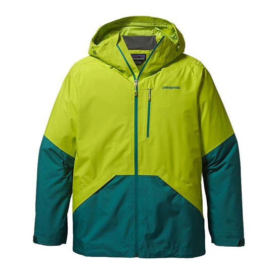 Patagonia Snowshot Jacket - Peppergrass/Green