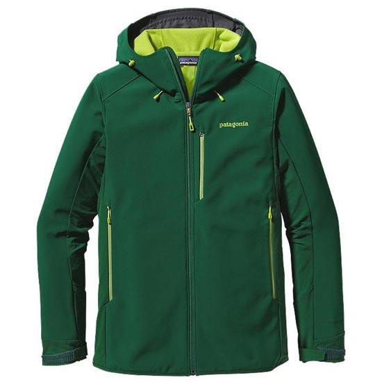 Patagonia Adze Hybrid Hoody - Hunter Green