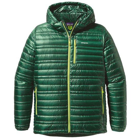 Patagonia Ultralight Down Hoody - Hunter Green