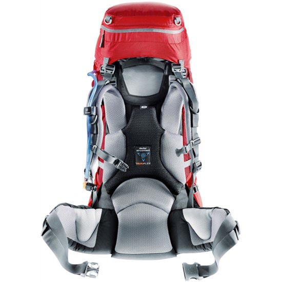 Deuter Aircontact Pro 55+15 SL W - Photo of detail