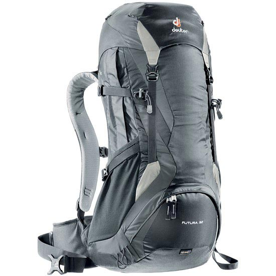 Deuter Futura 32 - Black/Granite