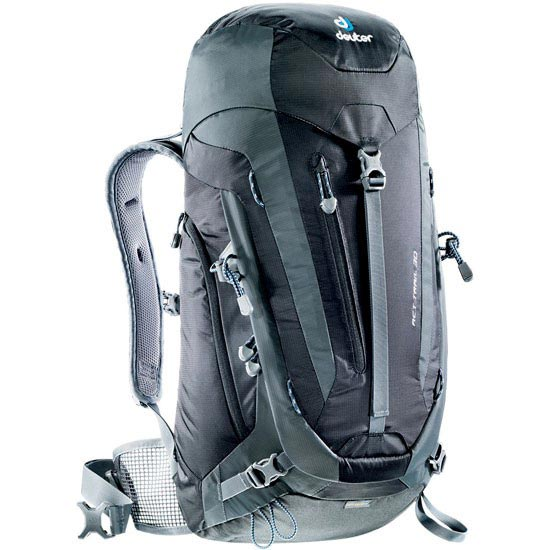 Deuter ACT Trail 30 - Black/Granite