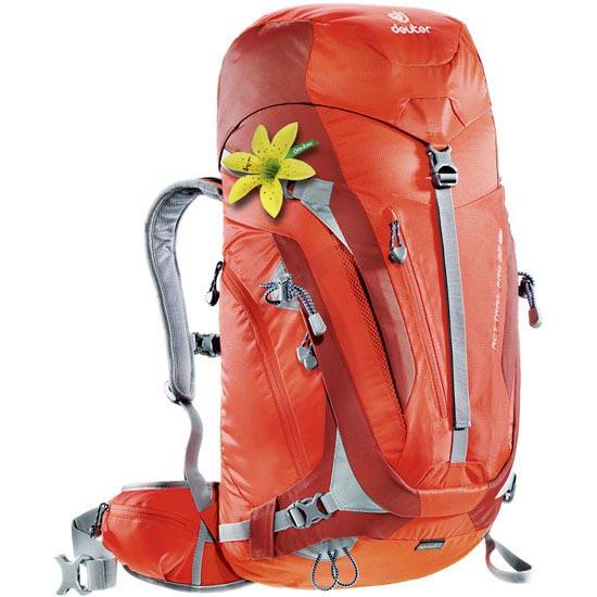 Deuter ACT Trail Pro 32 SL W - Papaya/Lava