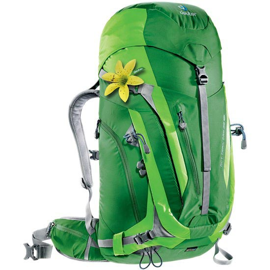 Deuter ACT Trail Pro 38 SL W - Emerald/Kiwi