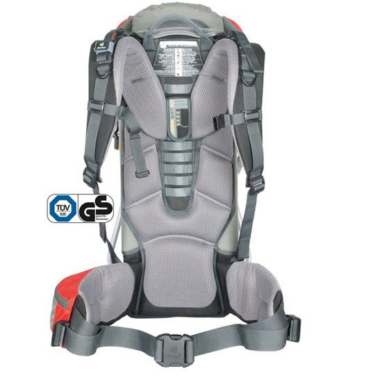 Deuter Kid Comfort II - Photo de détail