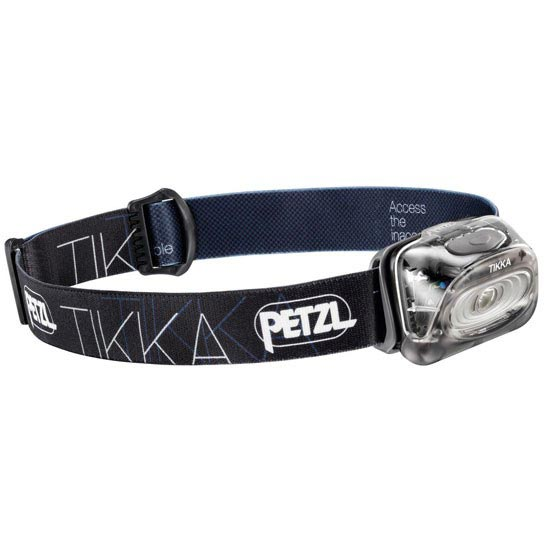 Petzl Tikka 100 lumens - Noir