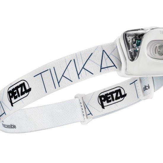 Petzl Tikka 100 lumens - Photo de détail