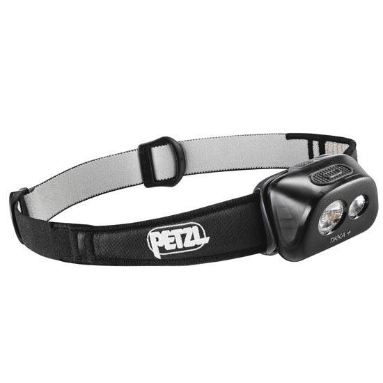 Petzl Tikka + 160 lumens - Noir
