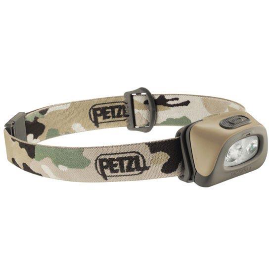 Petzl Tactikka+ 160 lumens - Camouflage