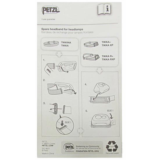 Petzl Cinta Tikkina-Tikka - Photo of detail