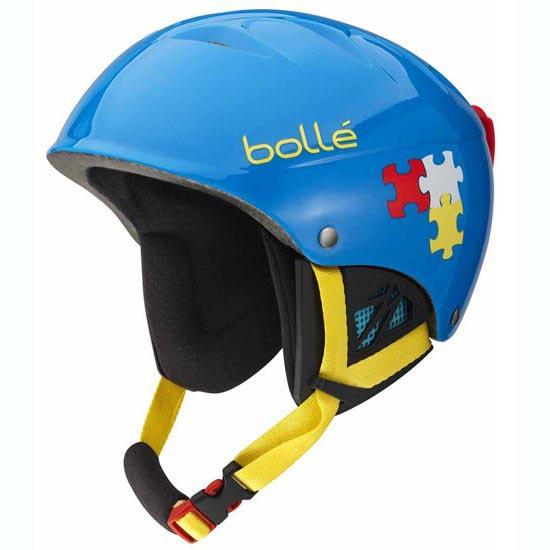 Bollé B-Kid Shiny - Blue Puzzle