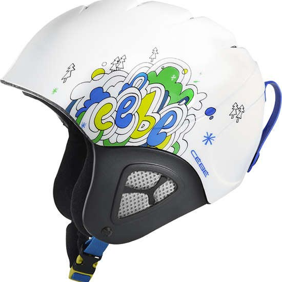 Cebe Pluma Junior Basics - White Forest
