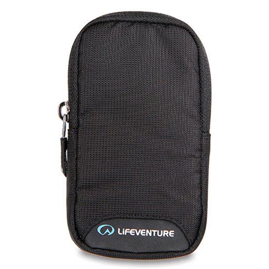 Lifeventure RFiD Phone Wallet - Black