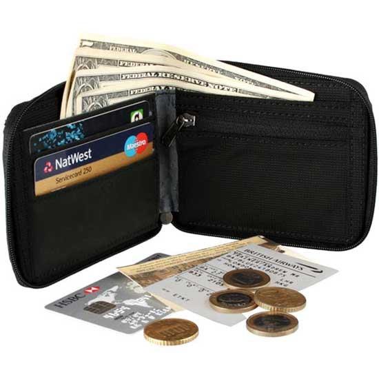 Lifeventure RFiD Pocket Wallet - Photo de détail