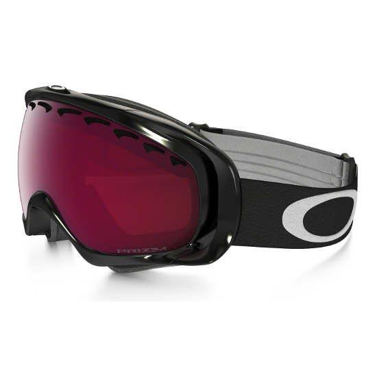 Oakley Crowbar Jet Black Prizm Rose - Jet Black
