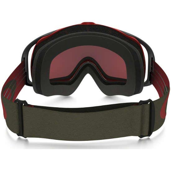 Oakley Crowbar Red Herb W - Photo de détail