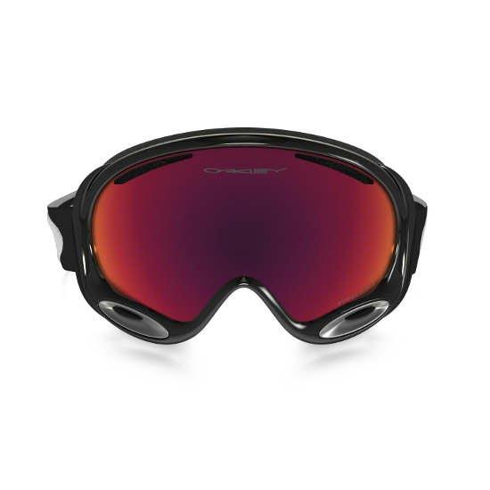 Oakley A Frame 2.0 Jet Black-Prizm™ Torch Iridium - Photo de détail