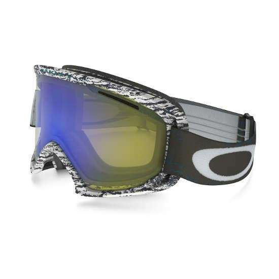 Oakley O2 XL Sheridan Teal Black-HI Yellow Iridium - White