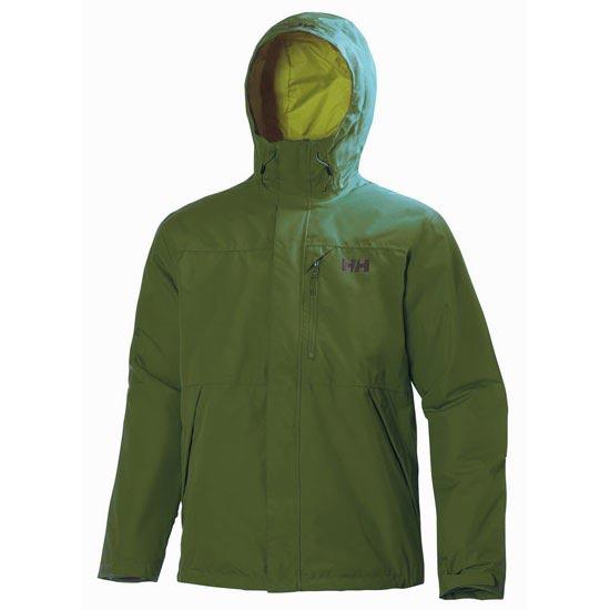 Helly Hansen Squamish Cis Jacket - Park Green