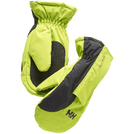 Helly Hansen Padded Mittens K - Green/Black