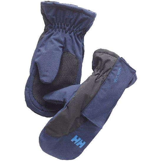 Helly Hansen Padded Mittens Jr - Evening Blue