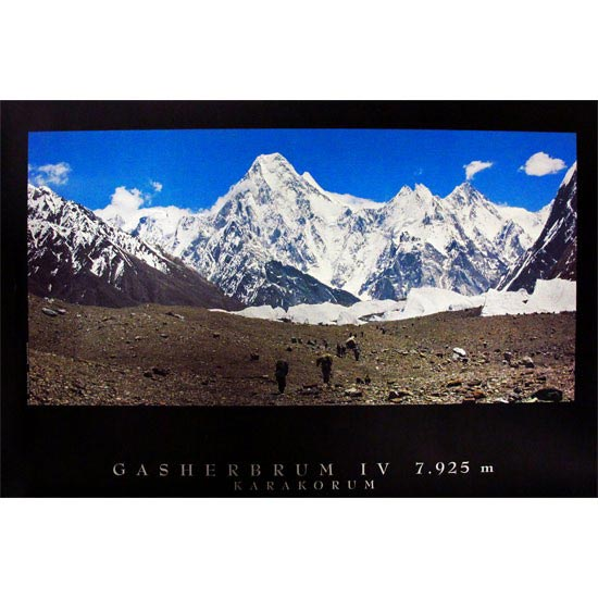 Ed. Karakorum Gasherbrum IV -